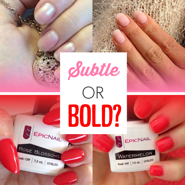 1202db72b4f Spring Nail Debate: Subtle or Bold?