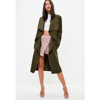 Duster Jacket – Missguided